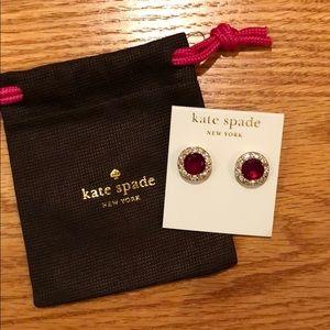 Kate Spade 14K Gold Fill Studs